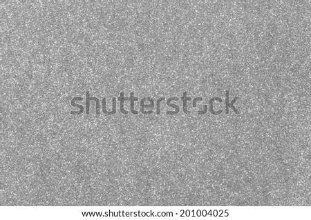 grey glitter texture christmas background - stock photo