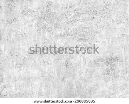 Grey grunge background - stock photo