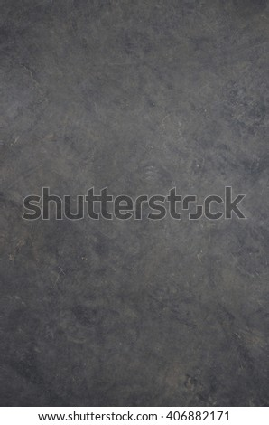 Grey grunge textured wall background - stock photo