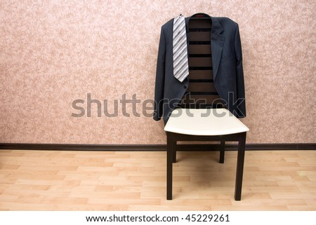 Tied to chair stock images royalty free images vectors for Ez hang chairs instructions