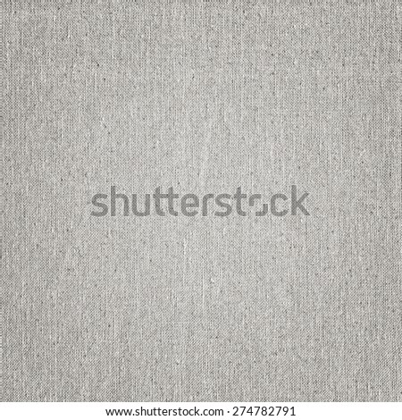 Grey Linen texture background with delicate pattern - stock photo