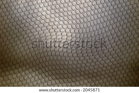 Grey lizard skin background with irregular pattern. - stock photo