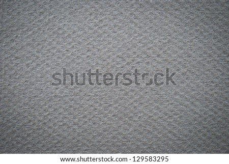 grey material texture or background - stock photo