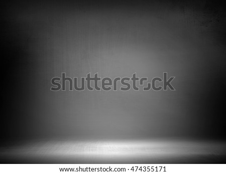 grey metal space background