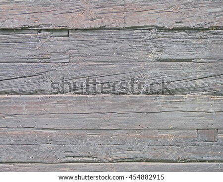 Grey oak wood background