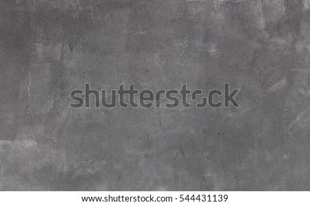 Grey old plaster close up. Textured grunge background