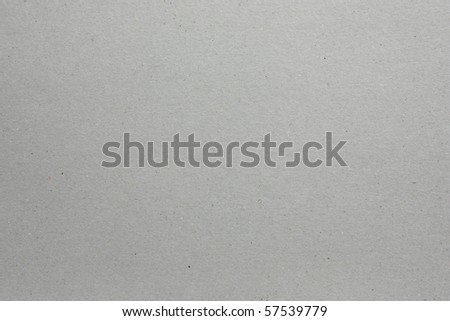 Grey plain paper - stock photo