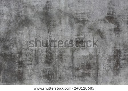 grey shaded grungy wall - great texture for your design - stock photo