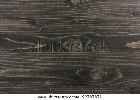 grey wooden background - stock photo