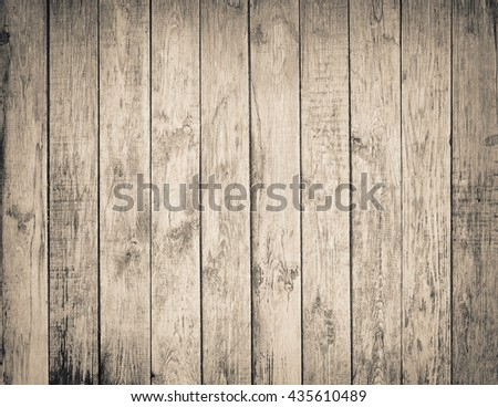Grey wooden plank wall texture - stock photo