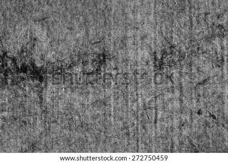 grey wool background - stock photo