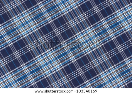 gridded textile texture - stock photo