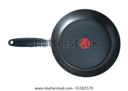 Griddle isolated on the white background - stock photo