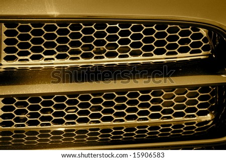 Grill 2 - stock photo