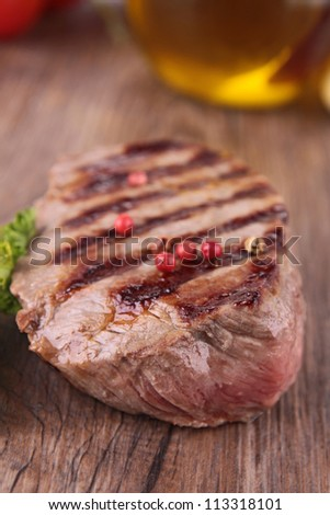 grilled beef,barbecue