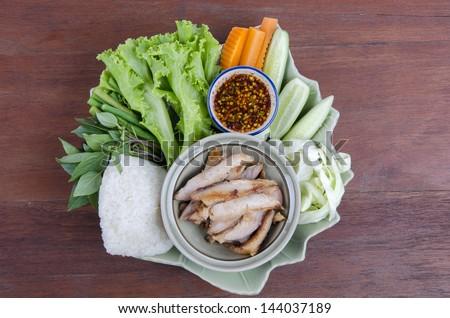 Throat tenderloin Stock Photos, Images, & Pictures | Shutterstock