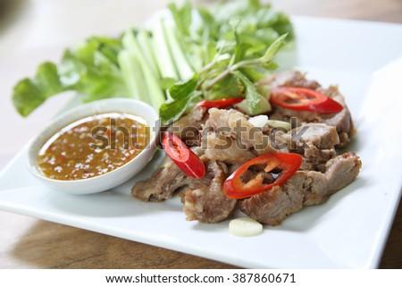 ... pork grilled pork thai style grilled pork thai style grilled pork thai