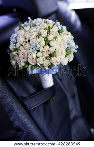 groom's boutonniere wedding man shirt husband tie - stock photo
