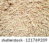 ground soy chunks - stock photo