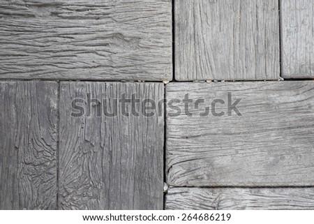 Ground stone walkway, background stone  - stock photo