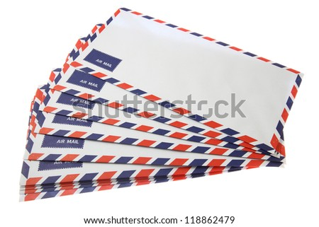 group of envelope