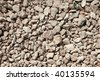 Group of pebble clouse up - stock photo