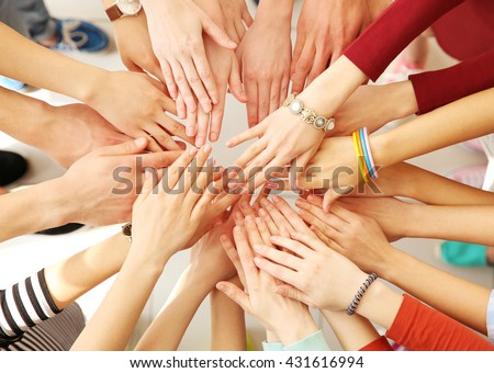 Group Hands