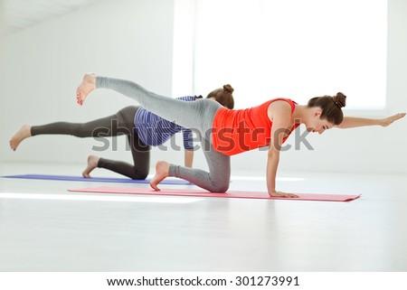 Prenatal Yoga Stock Images, Royalty-Free Images & Vectors ...