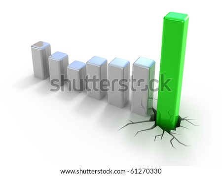Growth concept - stock photo