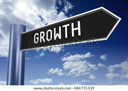 Growth signpost