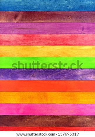 Grunge abstract background for design with wooden planks
