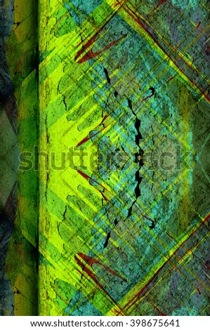 Grunge abstract mixed painted background