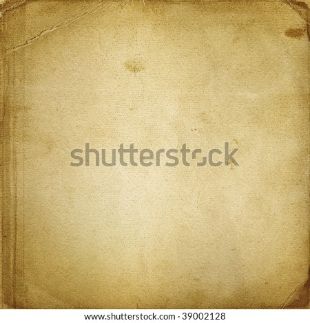Grunge abstract paper design in scrapbooking style - stock photo