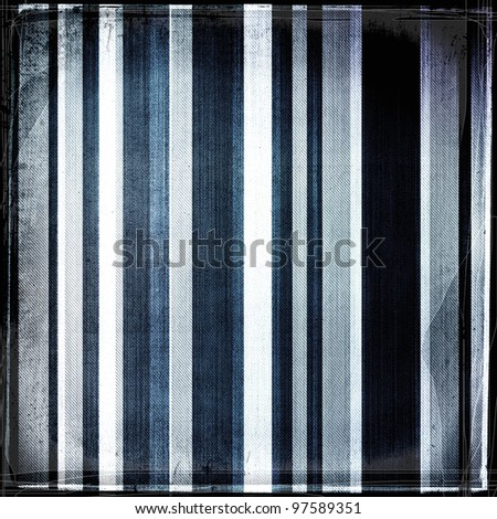 grunge abstract striped background - stock photo