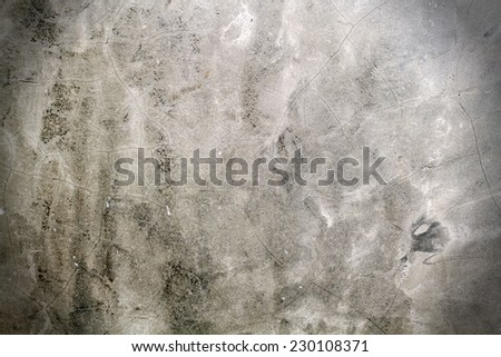 grunge and concrete background with space for text or image - stock photo