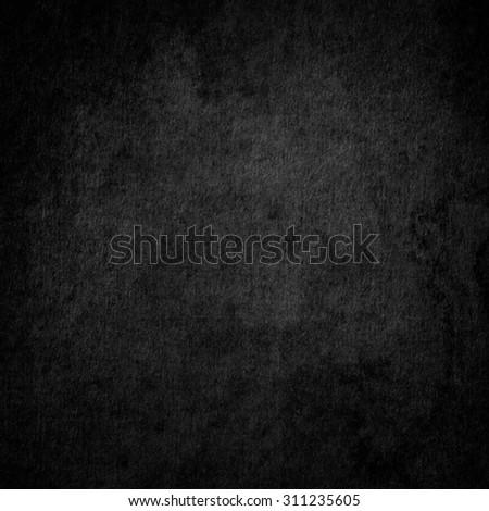 Grunge background. Black background - stock photo