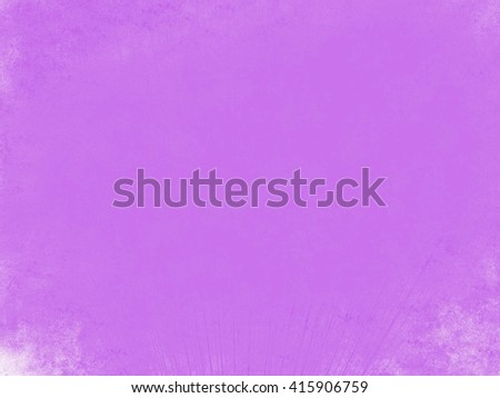 Grunge background in pink and white color, abstract pink background white spot top with gradient purple pink border, vintage grunge background texture, old distressed sponge grunge texture - stock photo