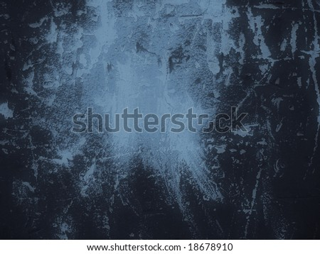 grunge background like shabby concrete dark wall - stock photo
