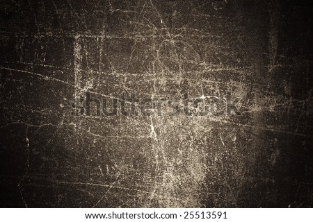 Grunge background of metal - stock photo