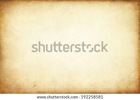 Grunge background. Old paper texture - stock photo