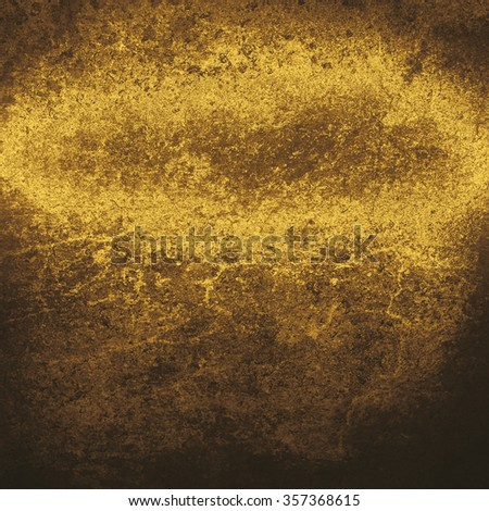 grunge background old wall texture brass metal plate