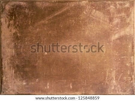 Grunge background reminiscent of old photo paper - stock photo