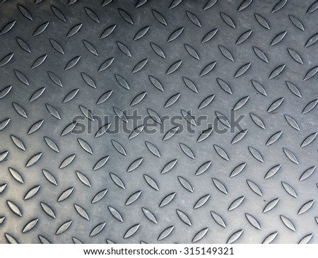 Grunge background texture of shiny metal. - stock photo
