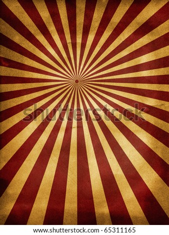 Grunge background with a light meam illustration - stock photo