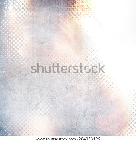 Grunge background with abstract pattern - stock photo