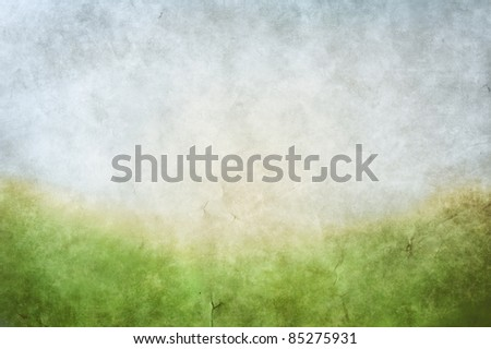 Grunge background with copy space - stock photo