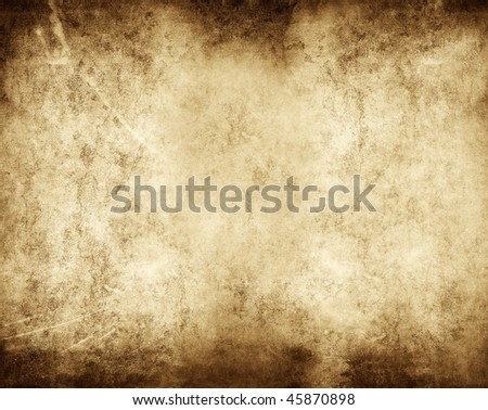 grunge background with copy space for your text - stock photo