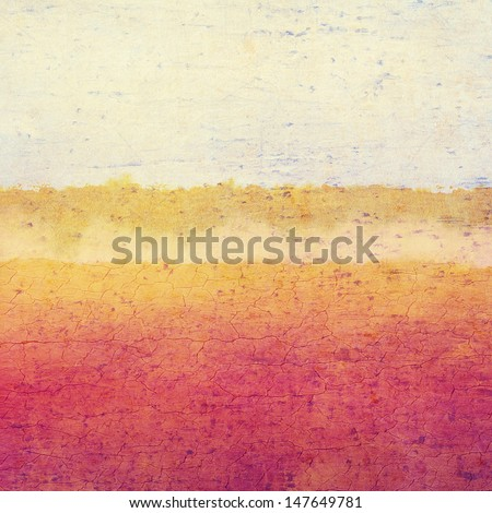 Grunge background with space for text or image. For creative layout design, vintage-style illustrations, and web site wallpaper or texture - stock photo