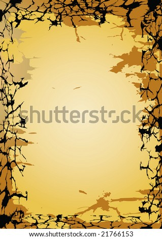 grunge background with space for text or image, illustration