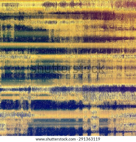 Grunge background with space for text or image. With different color patterns: yellow (beige); brown; blue; purple (violet) - stock photo